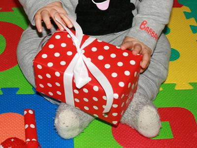 Weihnachtswichelt 2009
