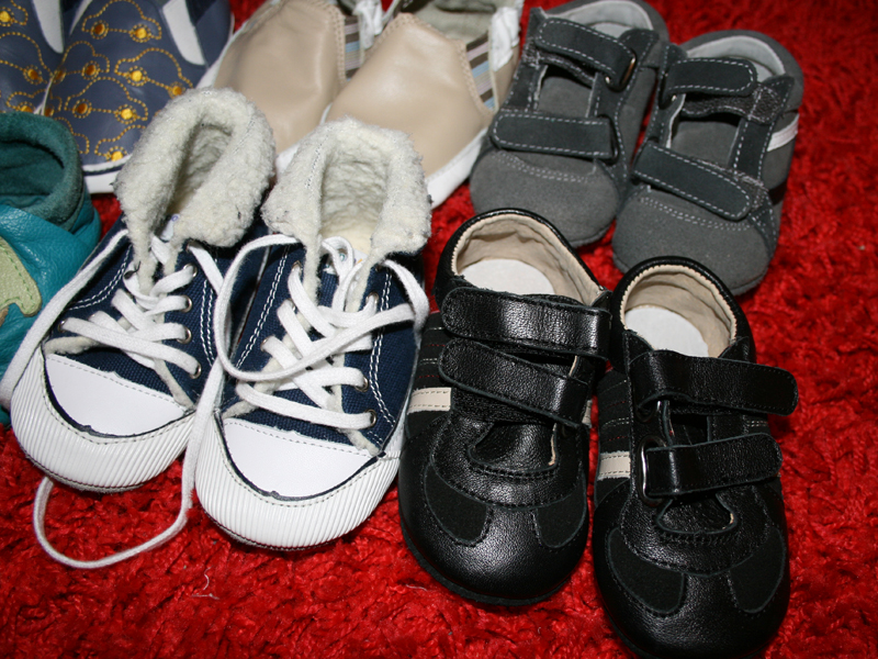 Schuhe von kids-dynamite.de