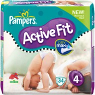 Pampers Active Fit Dry Max