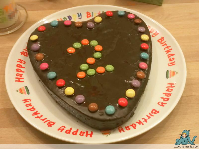 schokolade nuss kuchen