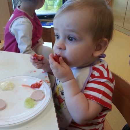 Kindergarten-Frühstück