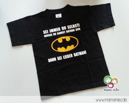 Sei lieber Batman!