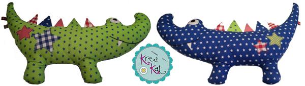 """Kuschekissen """"Cocco"""" von KreaKat"""