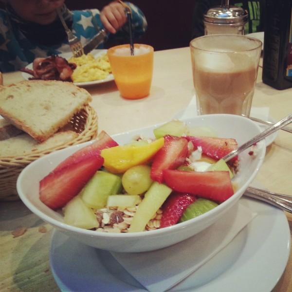 Frühstück im Balthasar