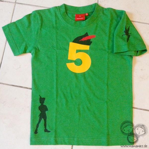 Das PANtastische-5-Shirt