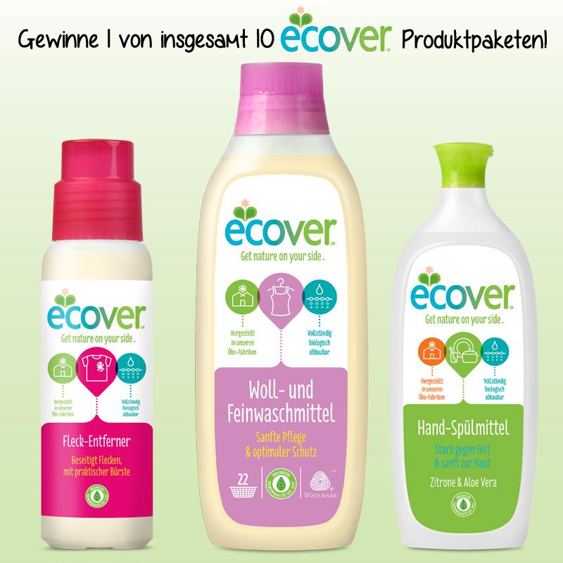 Ecover und Mama Miez. Eine Partnerschaft.