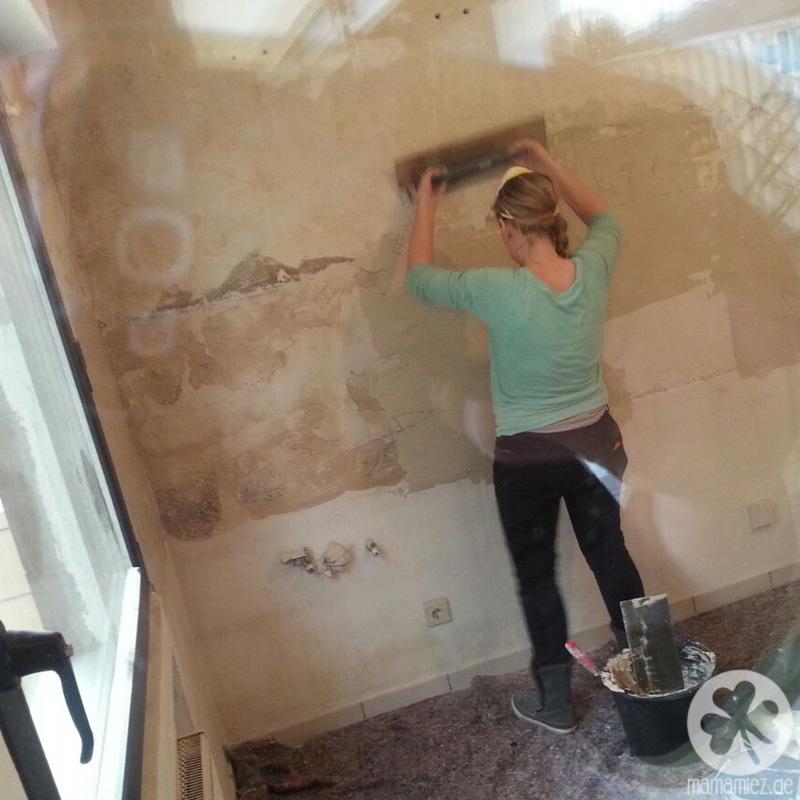 Miezhaus – Renovierungstagebuch Tag 3