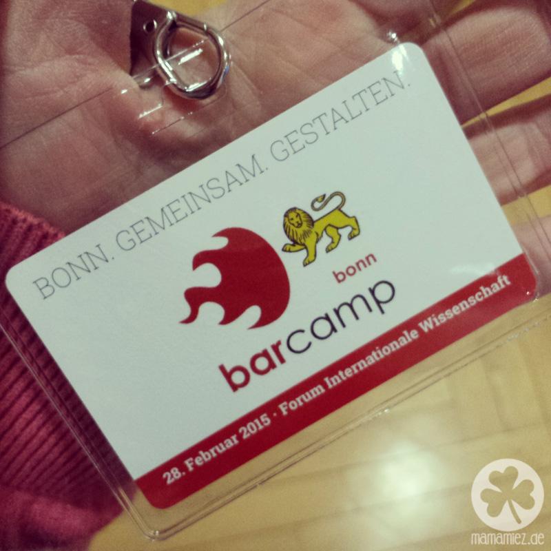 Barcamp Vorfreude