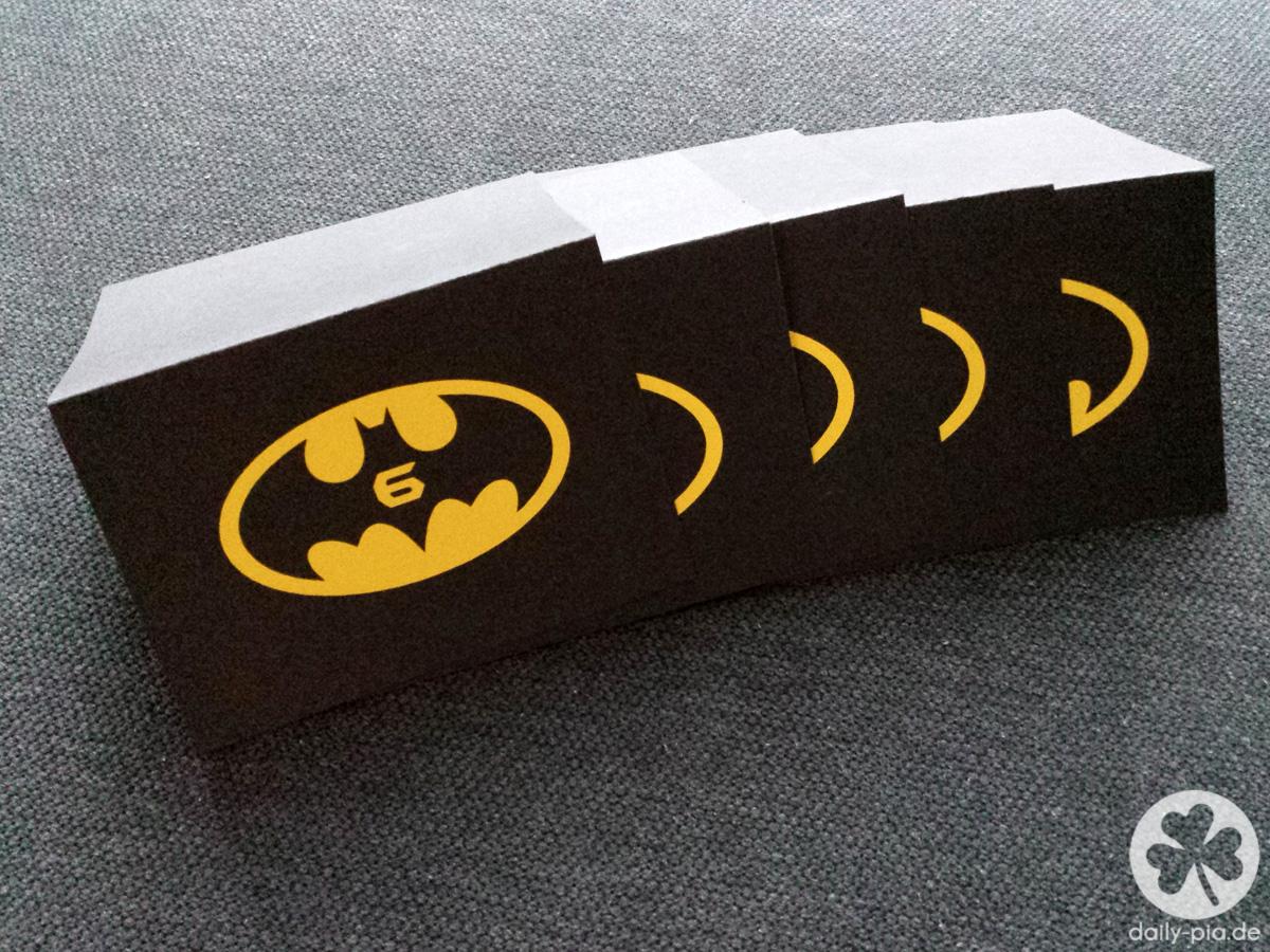 Ausgezeichnet Batman Einladungsvorlagen Fotos - Beispiel Business ...