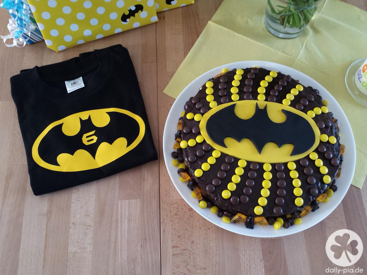 Bis einer heult! • Batmans Geburtstag - die ganze Geschichte