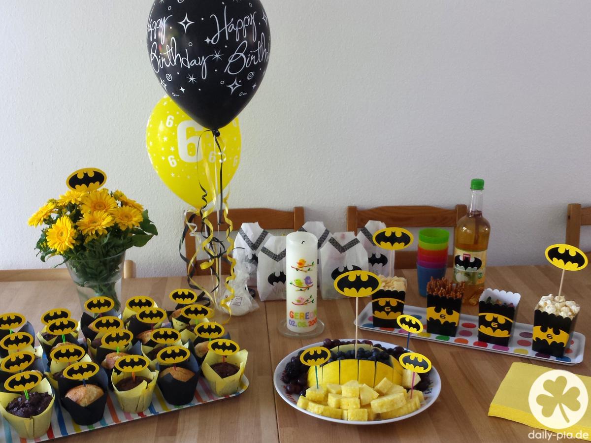 Batmans Geburtstag – die ganze Geschichte