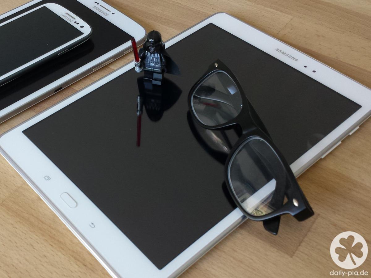Samsung Galaxy Tab A – das Familytab