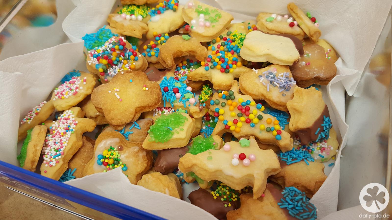 Bis Einer Heult In Der Weihnachtsbäckerei