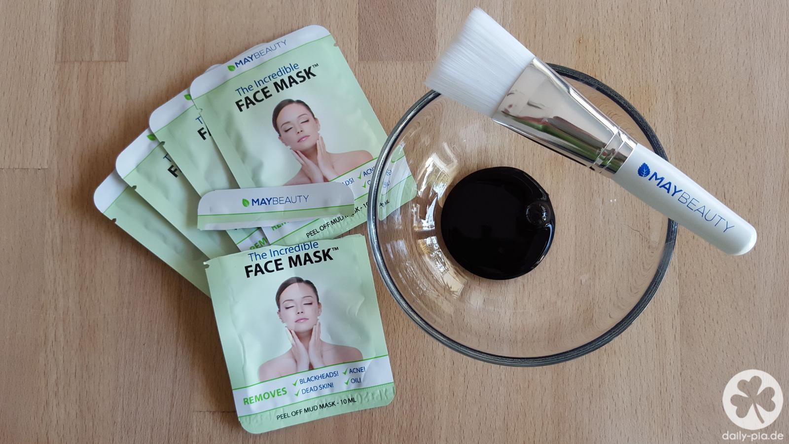 Des Fräuleins Incredible Face Mask
