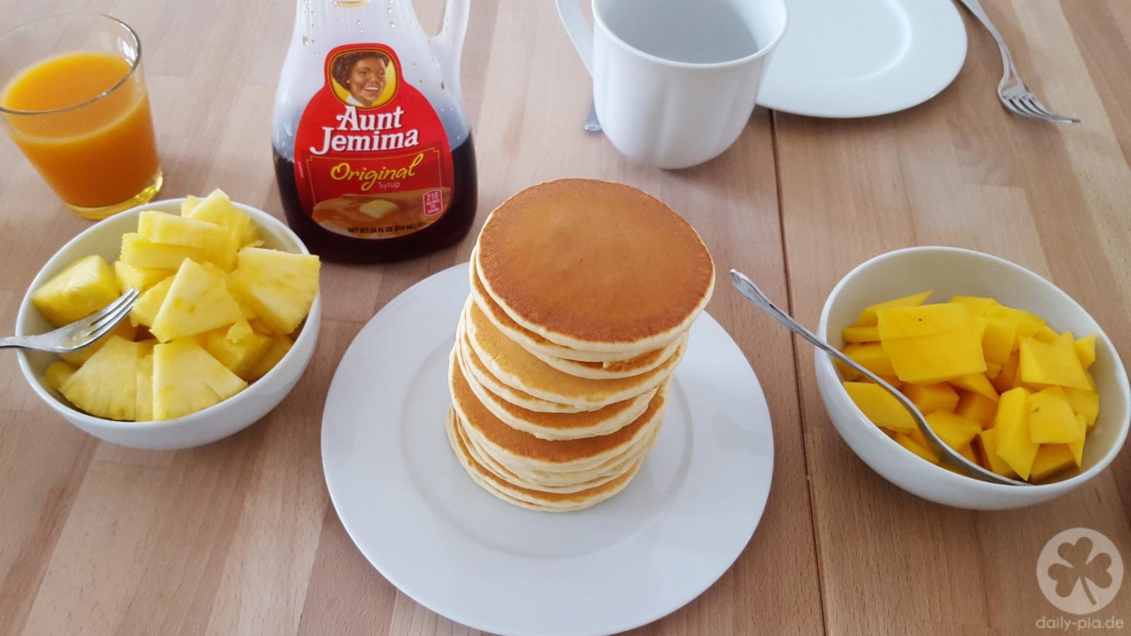 Pancake Perfektionismus