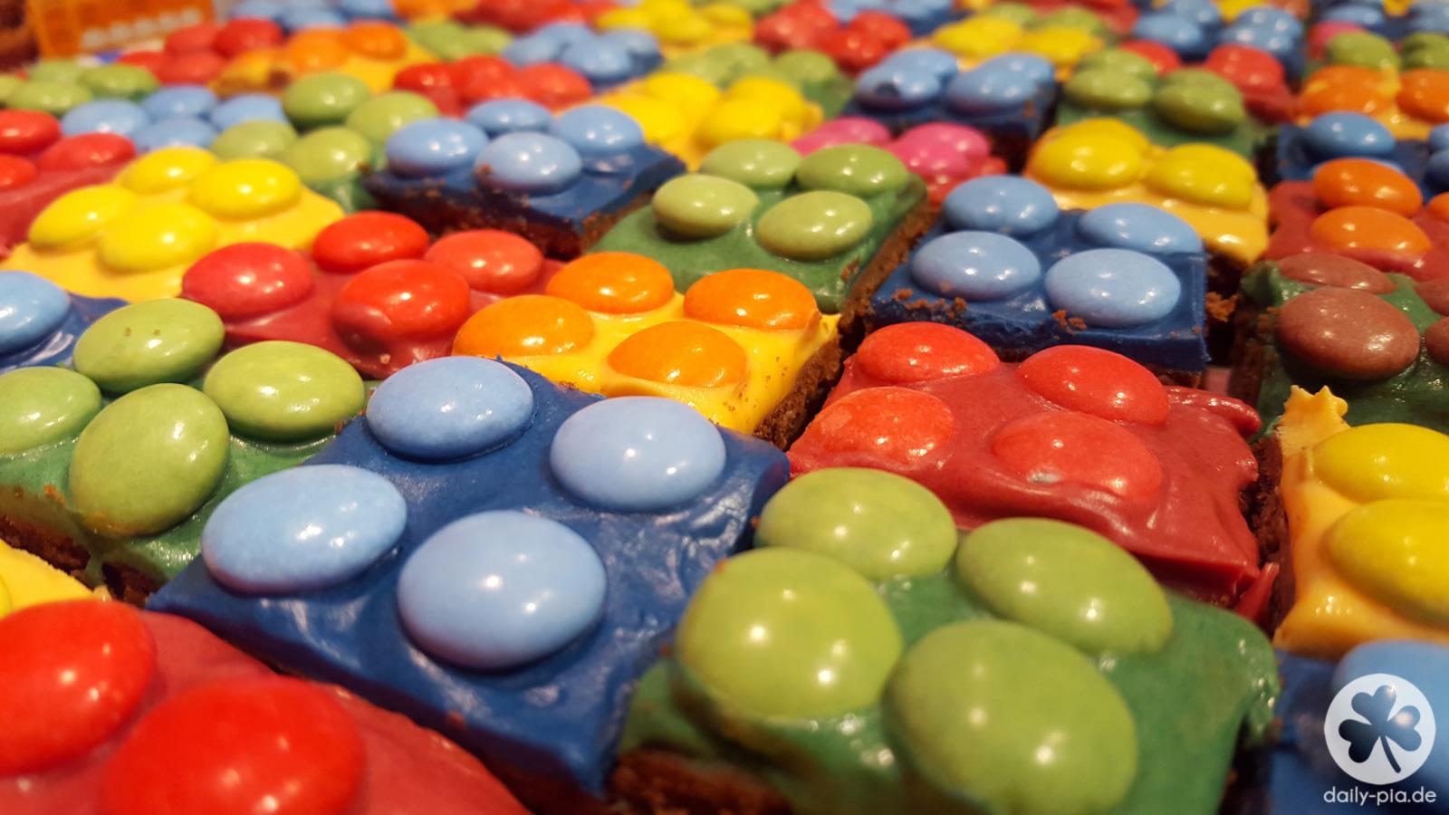 Bis Einer Heult Der Lego Kuchen
