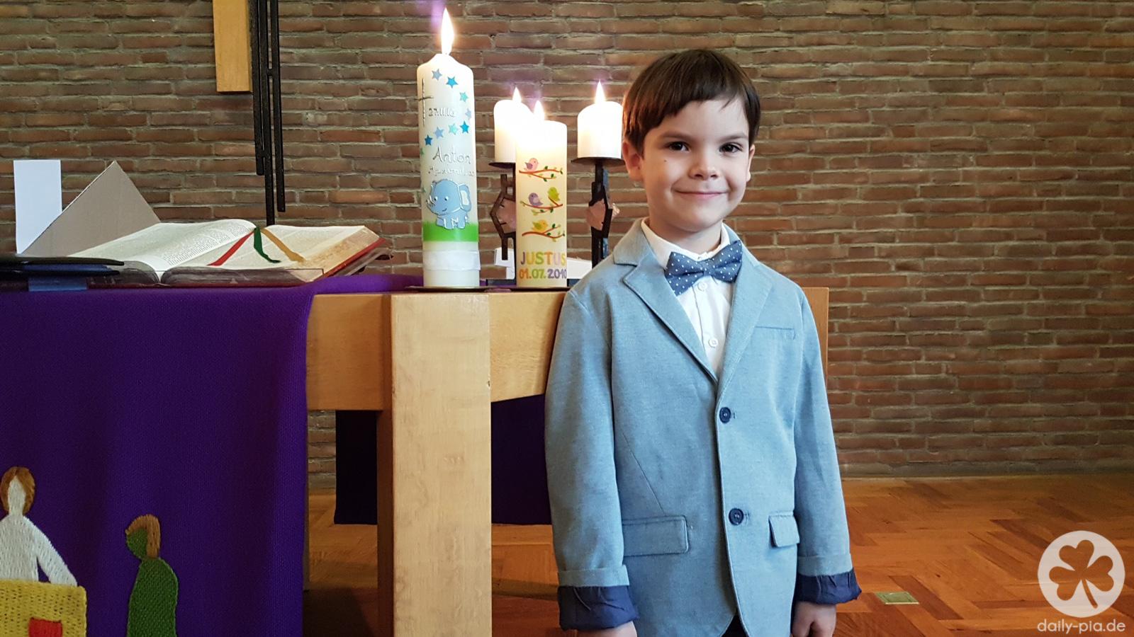 Taufe, Geburtstag und 1. Advent