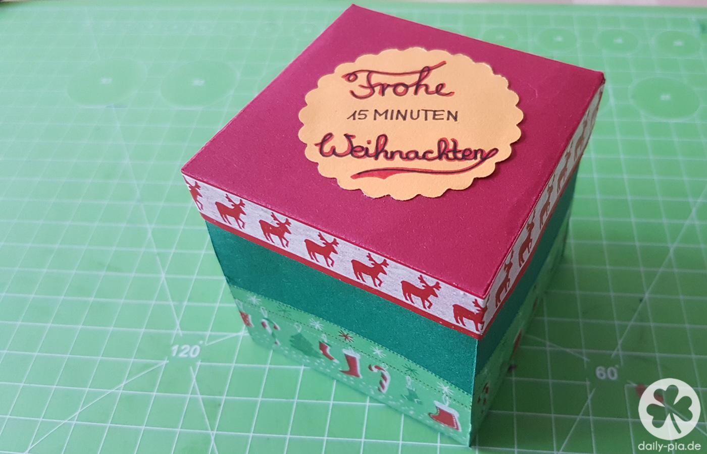 DIY: 15 Minuten Auszeit-Box