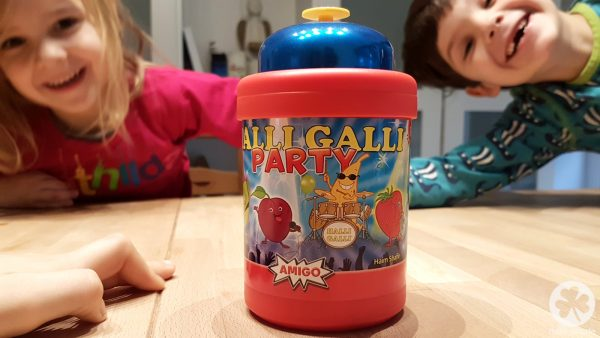 Halli Galli Party Familienspaß
