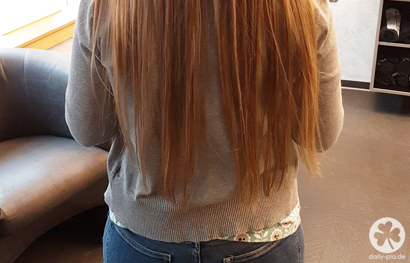 Ein Experiment mit Haaren, Baby!