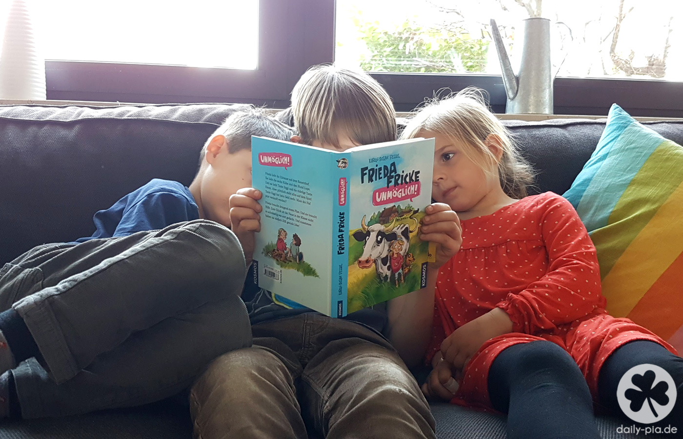 """[Anzeige] Kinderbuch """"Frieda Fricke – unmöglich!"""""""