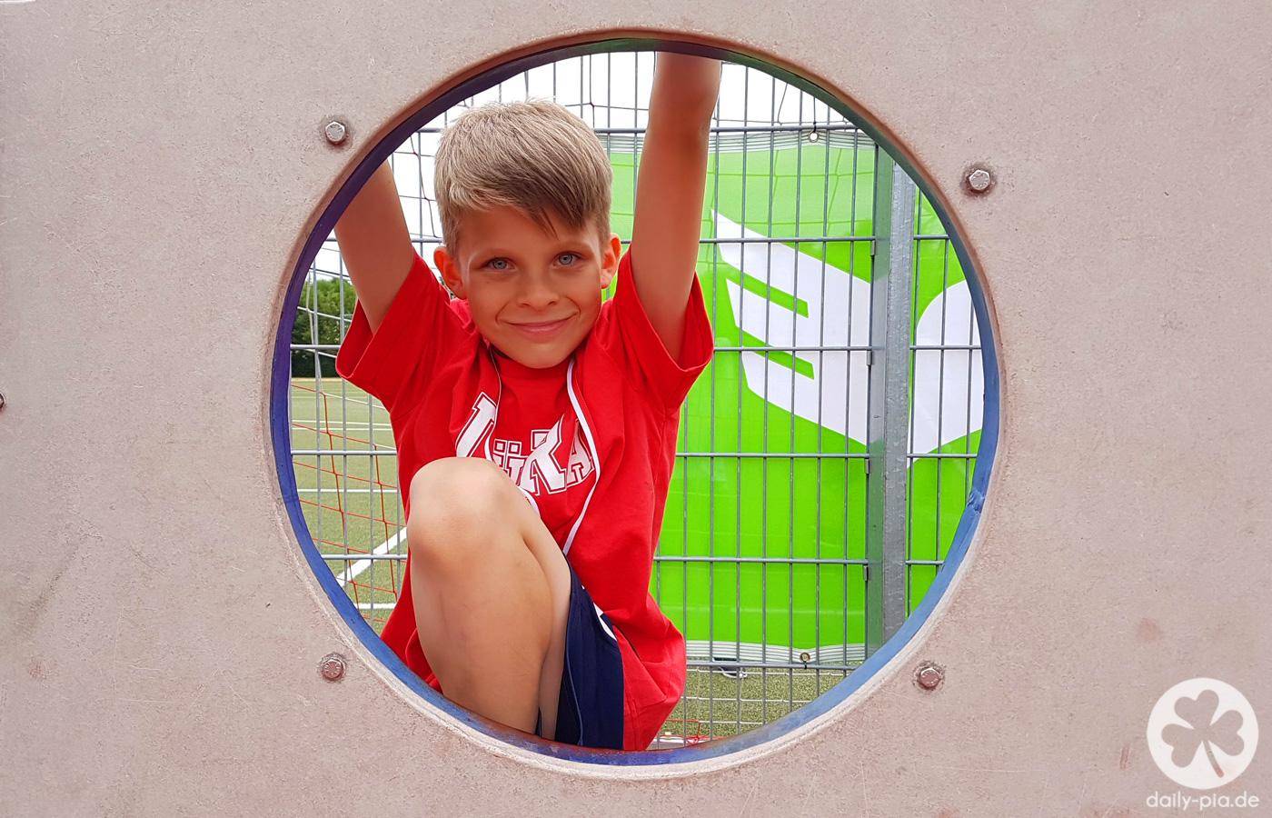 Ein Sommerfest voll Sport und Spaß