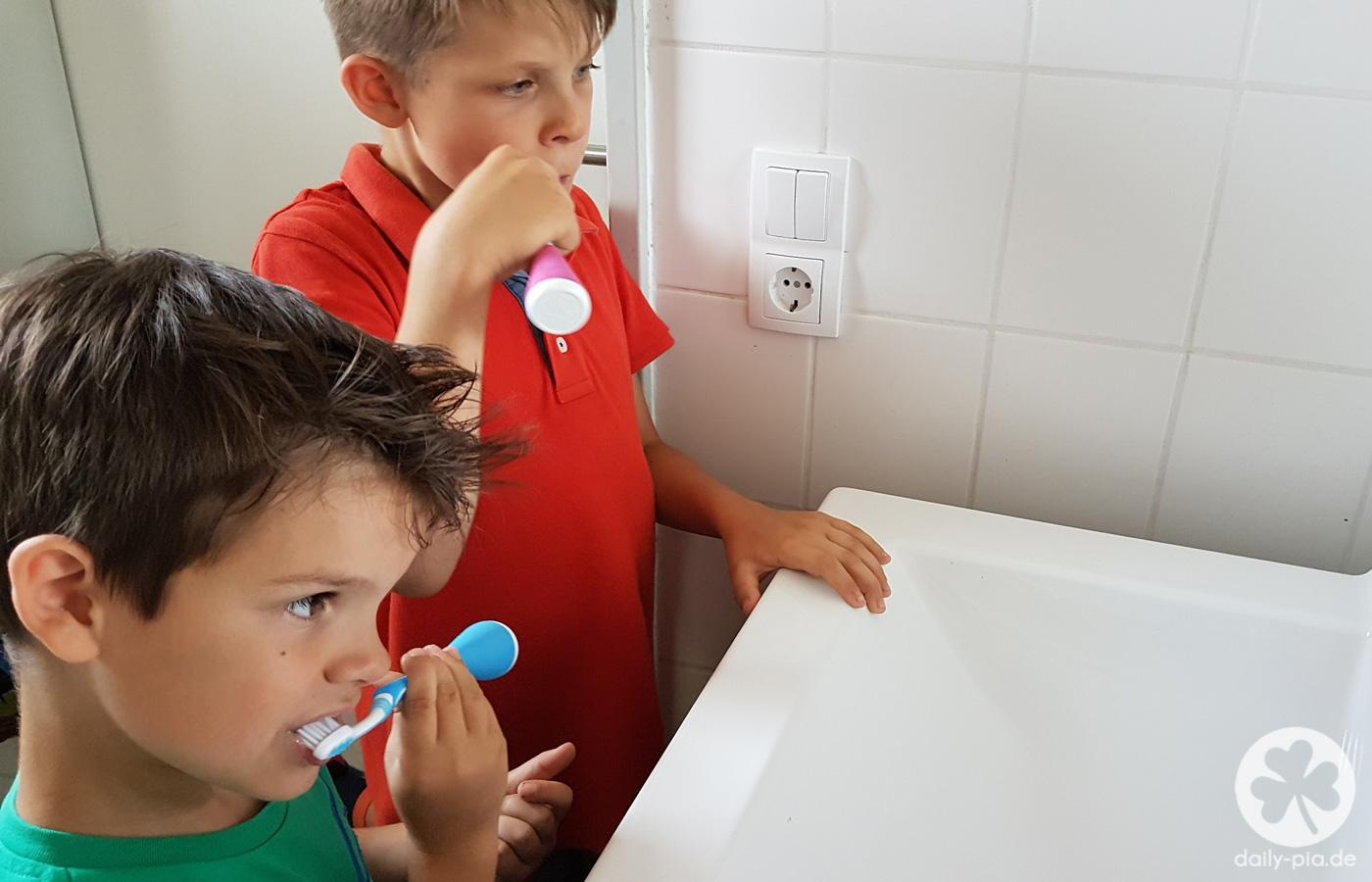 [Anzeige] Spaß am Zähneputzen mit Playbrush