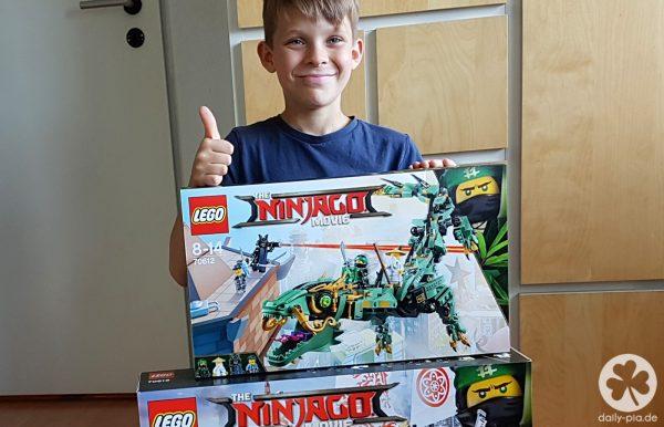 grüner ninja lego