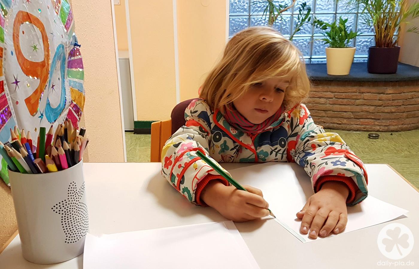 Feinschmecker, Schulanmeldung und Konflikte