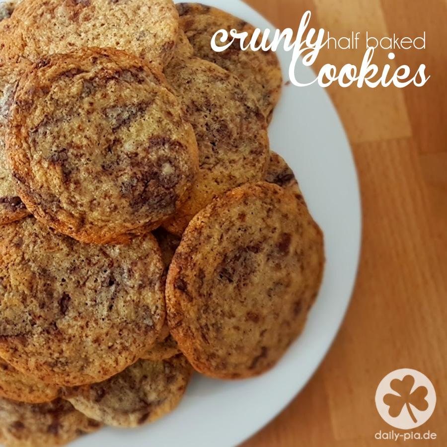 Weltbeste Crunfy Cookies