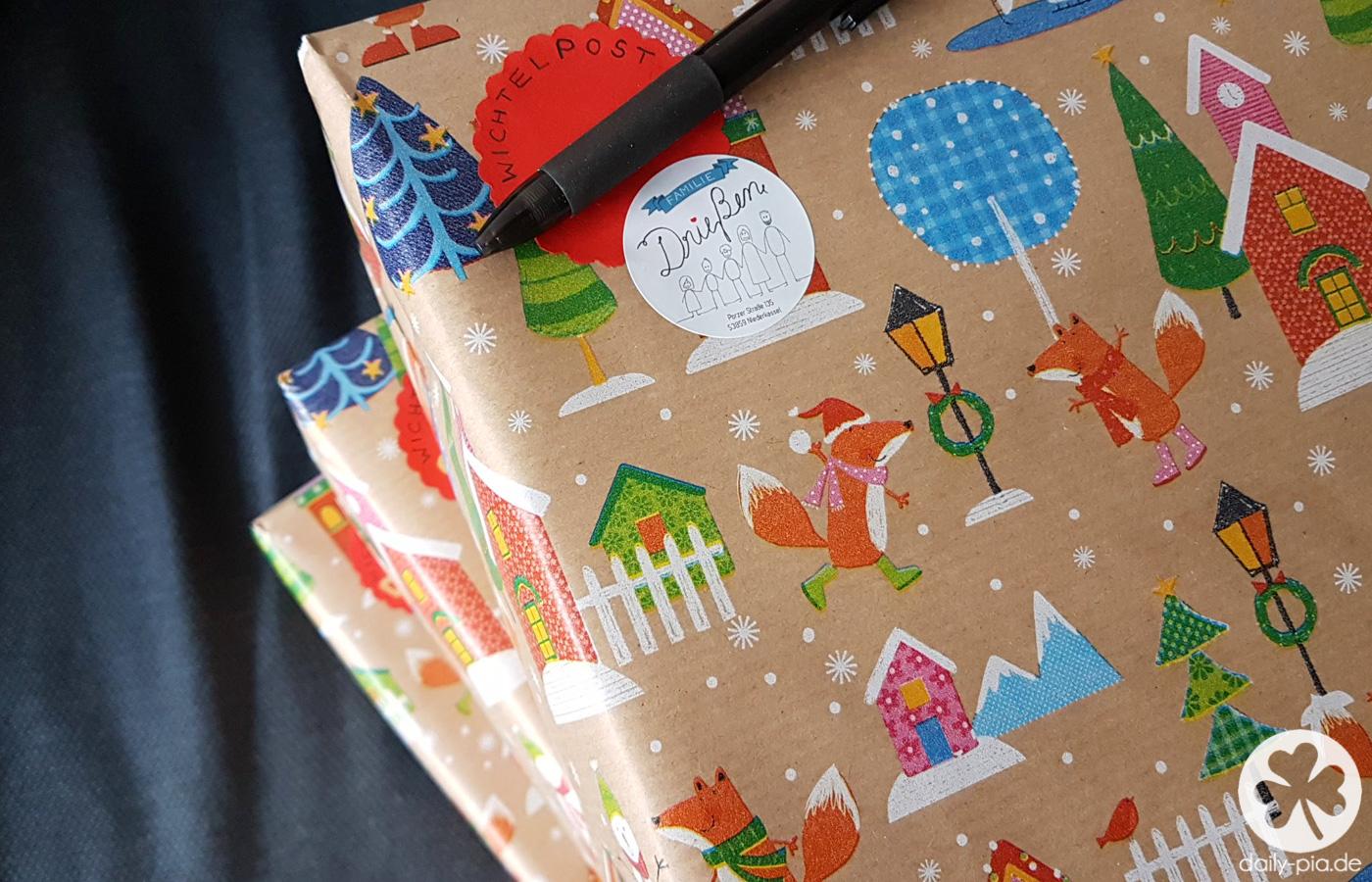 Wuppi, Wichteln, Weihnachtszeit