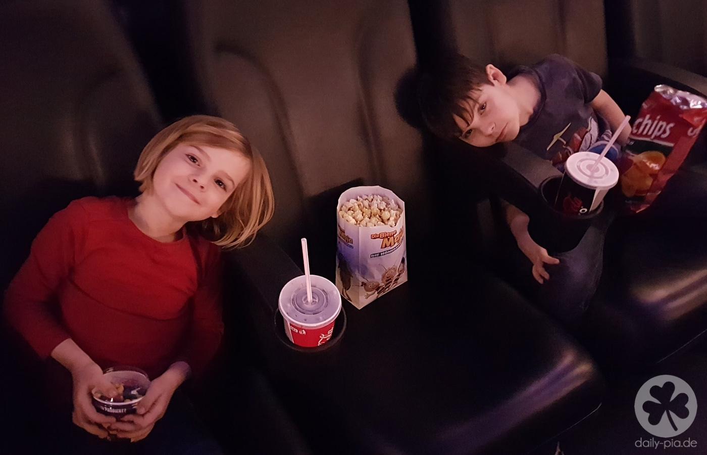 Kino-Meilenstein und Osterheimlichkeiten