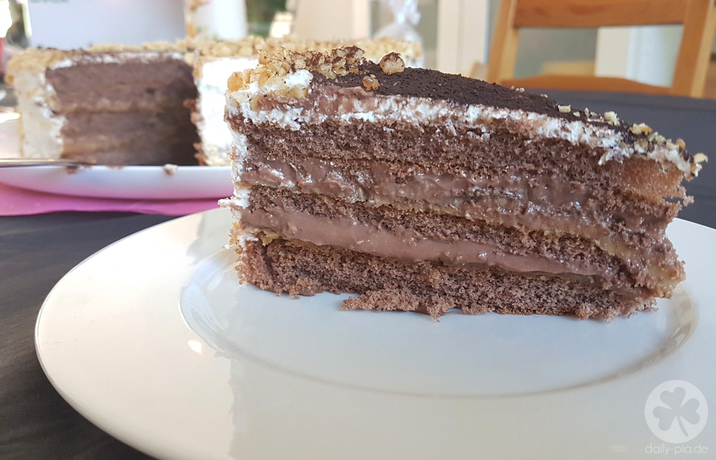 [Rezept] no bake Erdnuss-Karamell-Torte