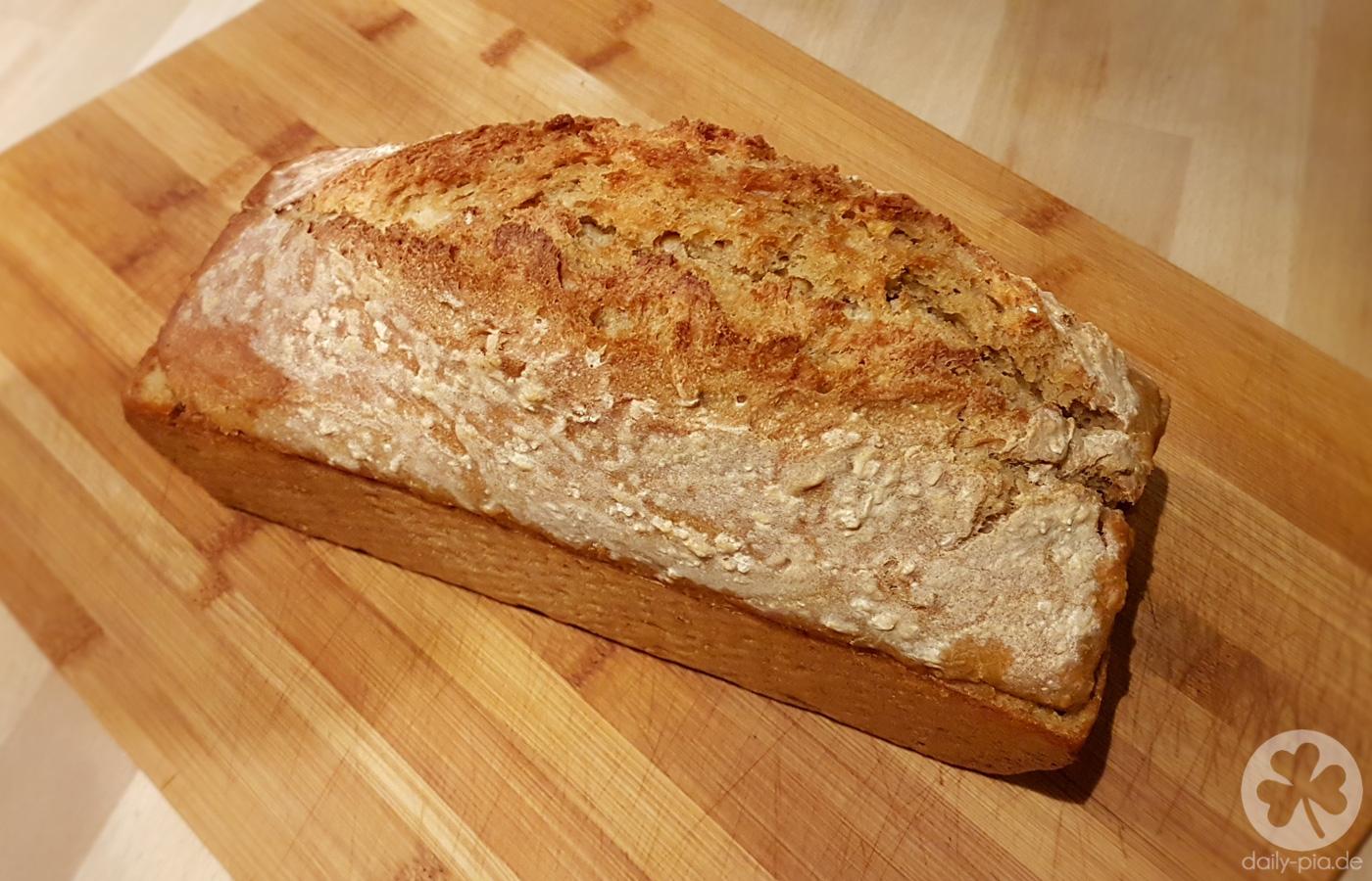 Hass, Brot, Abnabeln und kein Fleisch
