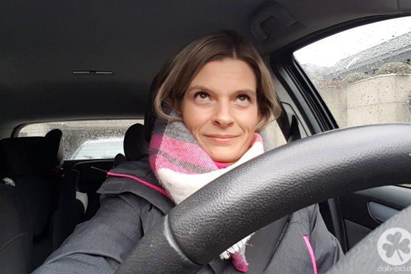 Fahrer, Futter & Fressattacke