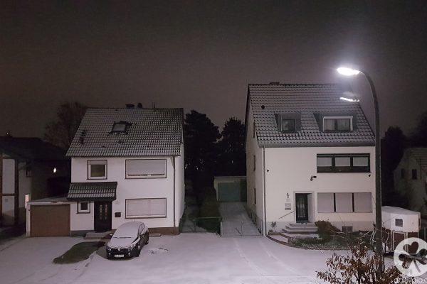 Schnee(!), ohne Sauce & mit Liebe