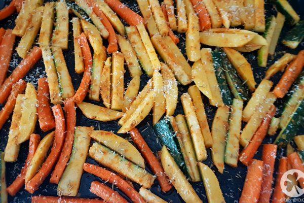 Katerflausch, Gemüsepommes & spooky Erinnerungen