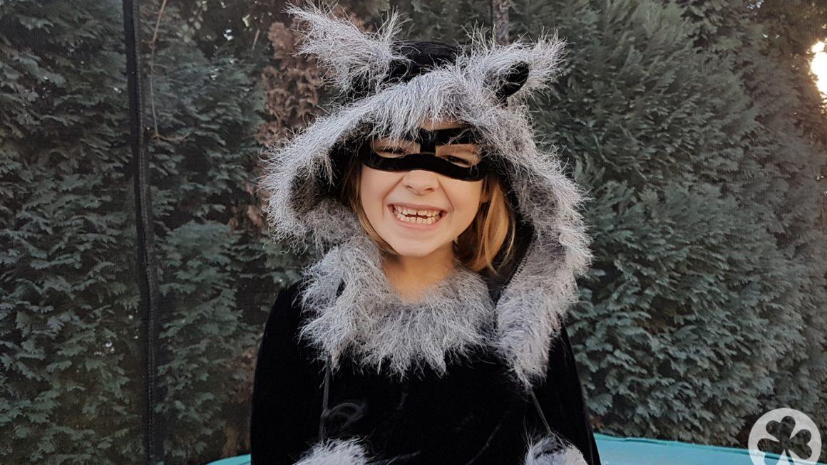 Karnevals-Zoo und ein Mutant