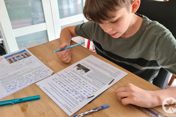 Stay at home-Tagebuch Tag 65-66