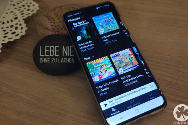 [Werbung] Audiobooks by Deezer – Hörbücher genießen + Verlosung